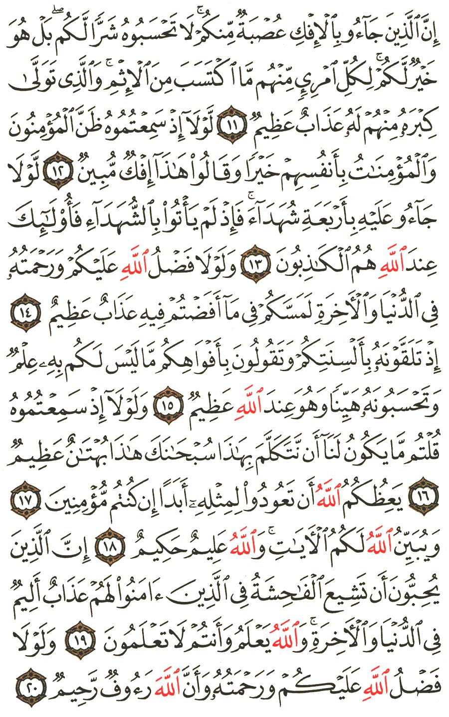 الخرائط الذهنية لسور القرآن الكريم سورة النور Quran Book Tajweed Quran Quran Tafseer