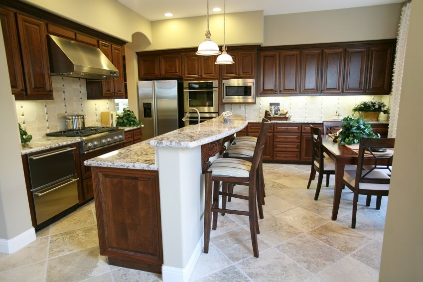 Kitchen Counter Top Designs Popular Kitchen Countertop Ideas  Bar Areas Kitchen Islands And .