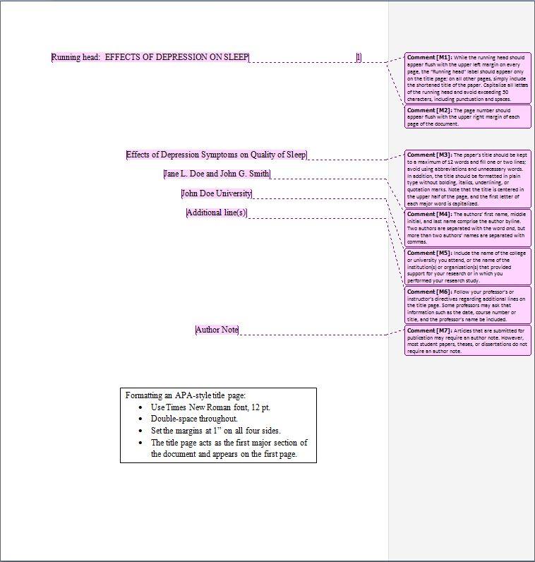 title page apa style pinterest research paper title page apa