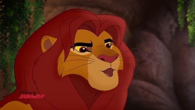 Aslan Koruyucular Kukreme Geri Donuyor Disney Disney Filmleri Aslan