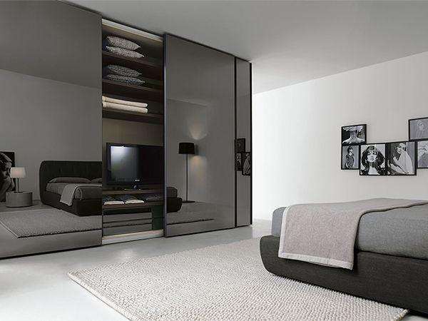 armadio-specchio-fumè.jpg (600×450) | Bedroom ideas | Pinterest ...