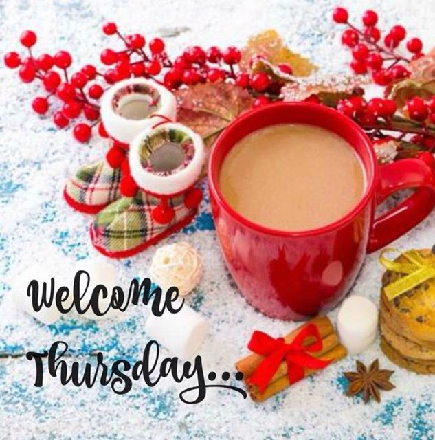 Photo of Welcome Thursday