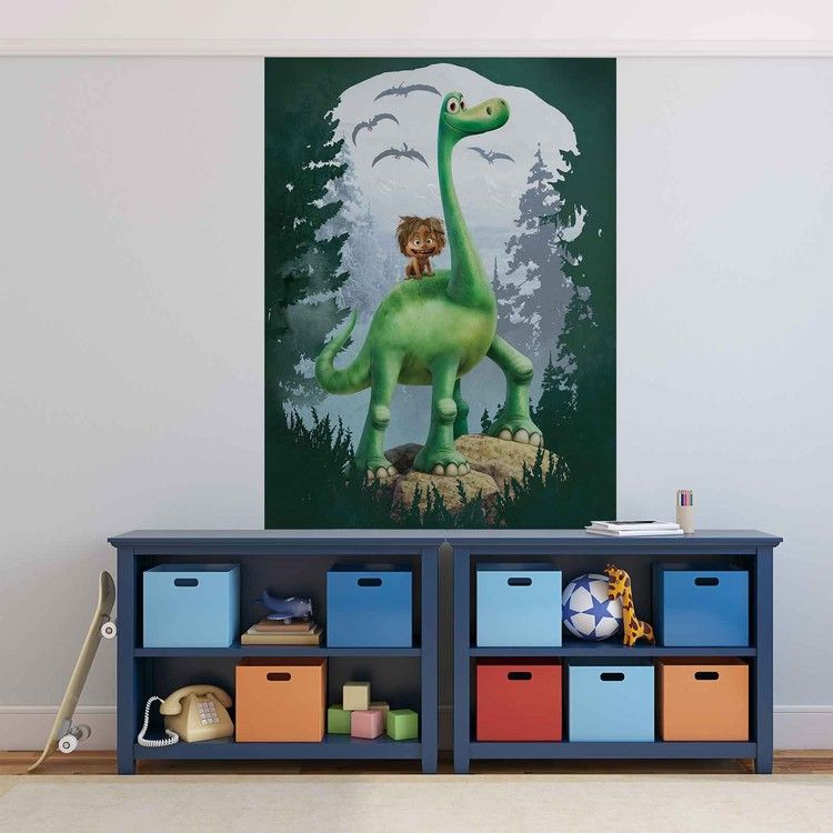 Disney The Good Dinosaur Wallpaper Mural (With images