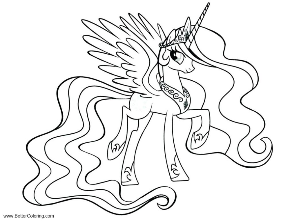 Free Mlp Alicorn Coloring Pages Twilight Sparkle Printable For Kids And Adults My Little Pony Coloring My Little Pony Printable Pony Drawing