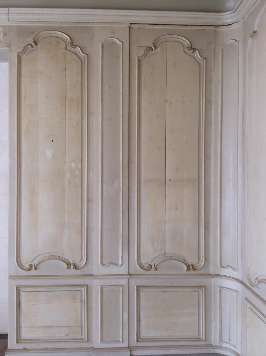 From Eighteenth Century Painted Woodwork Philippe Cote