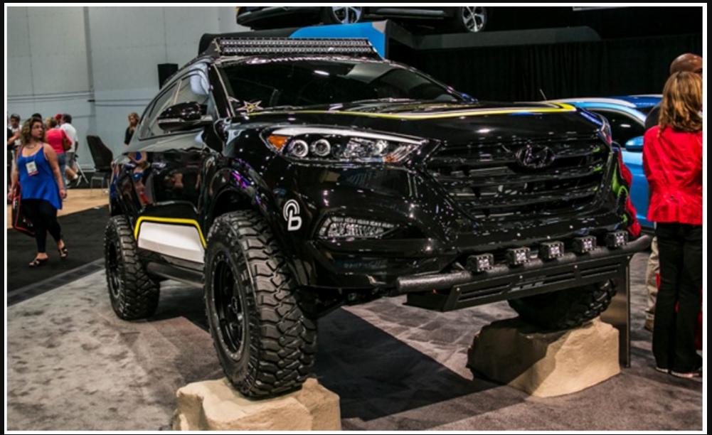 2018 Hyundai Rockstar Santa Fe Specs And Concept