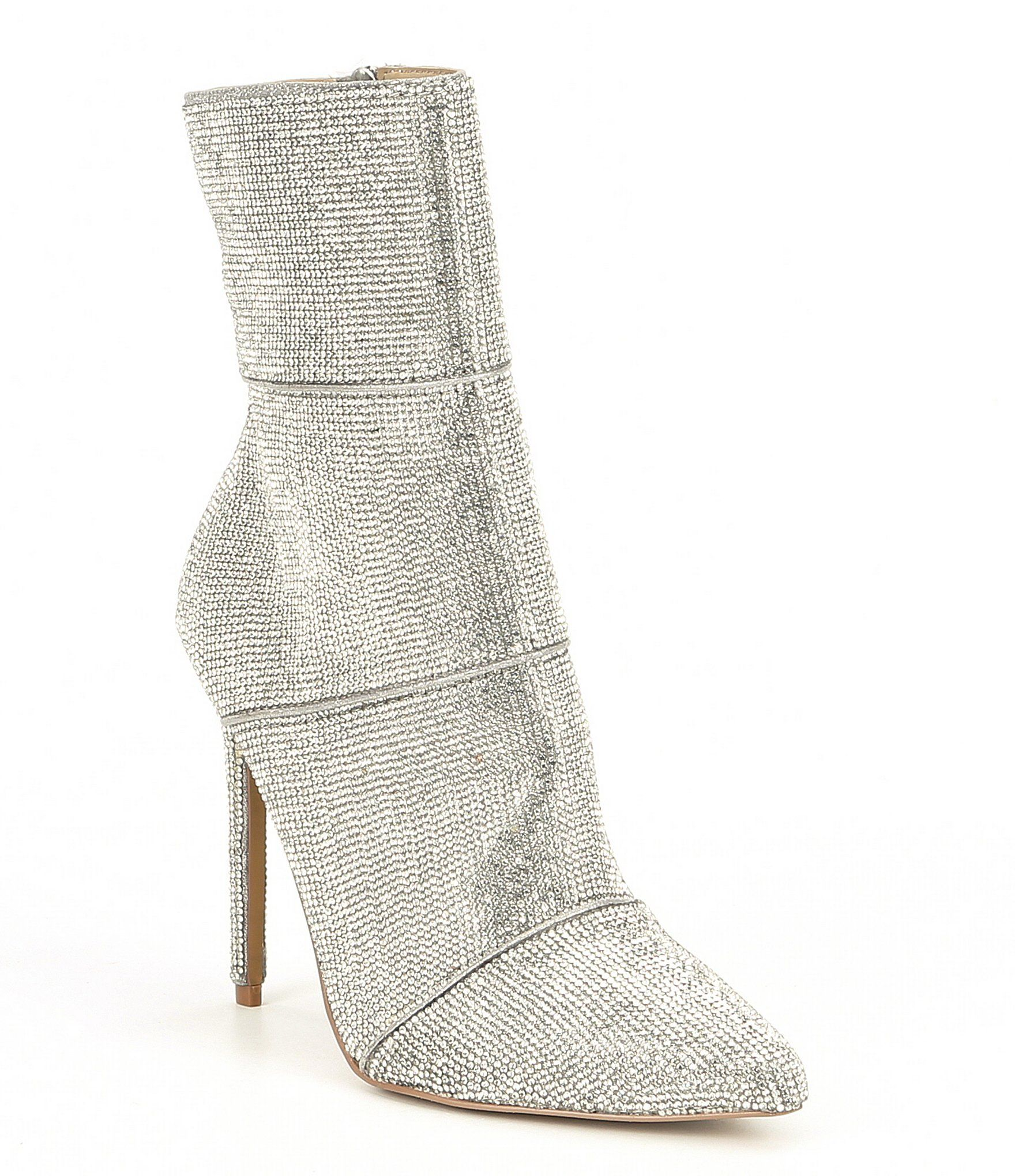 1a4e12352b9 Free shipping and returns on Steve Madden Winona Bootie (Women) at  Nordstrom.com. Rows upon rows of tiny sparkling crystals amplify the gl…