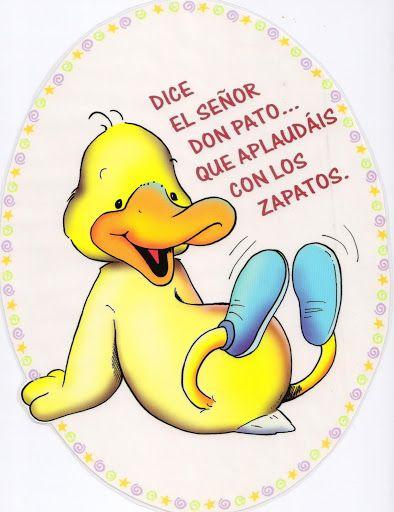 Maestra de Infantil: Juegos de psicomotricidad con rimas. | Rimas ...