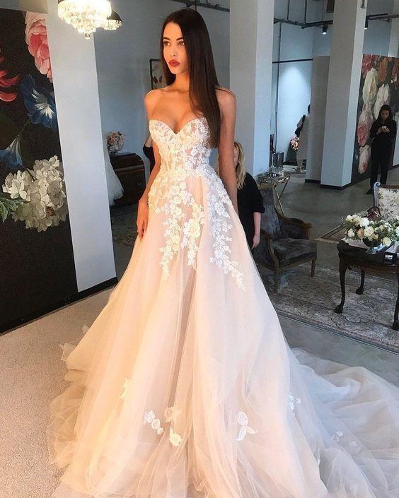Boda Vestido De Novia Brida De Boda #boda #Brida #de ...