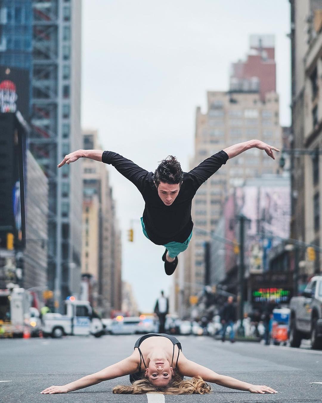 фото людей в движении суть