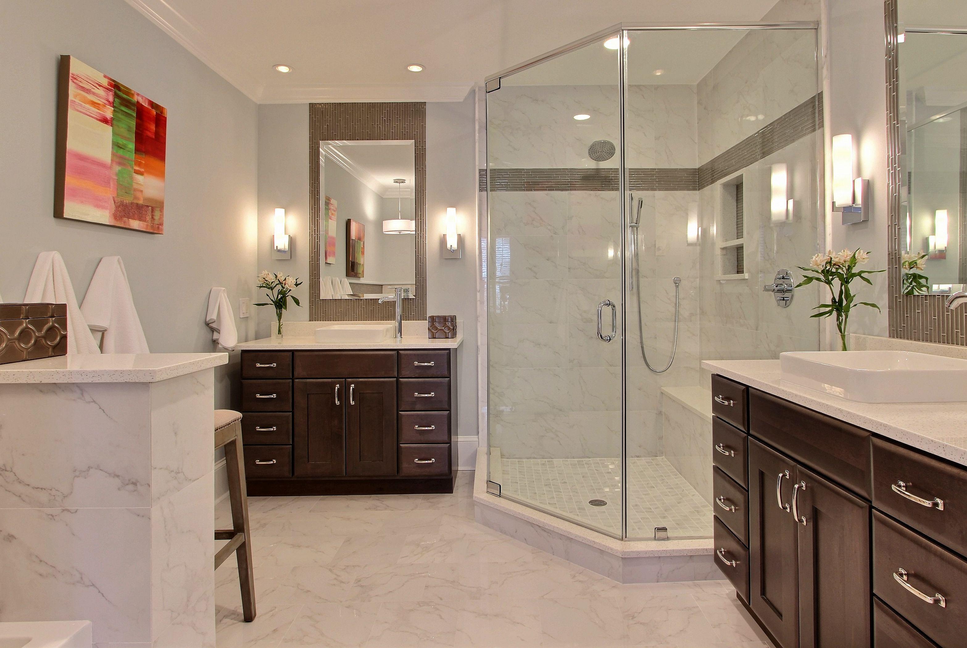 master bath  framed bathroom mirror bathroom bathroom