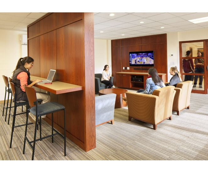 Boston College (Chestnut Hill, MA)Monterrey Lounge And Tag Stools In  Collaborative/ Part 41