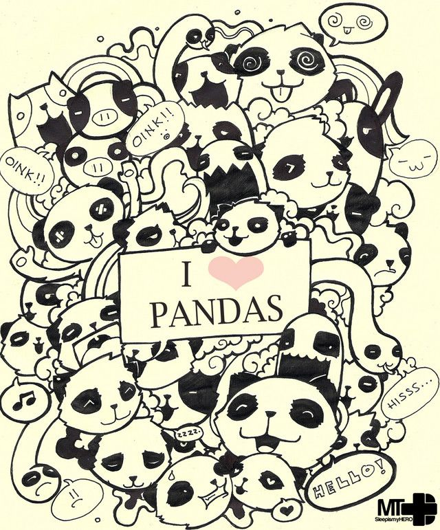 Cute doodle art love images galleries for Love doodles to draw