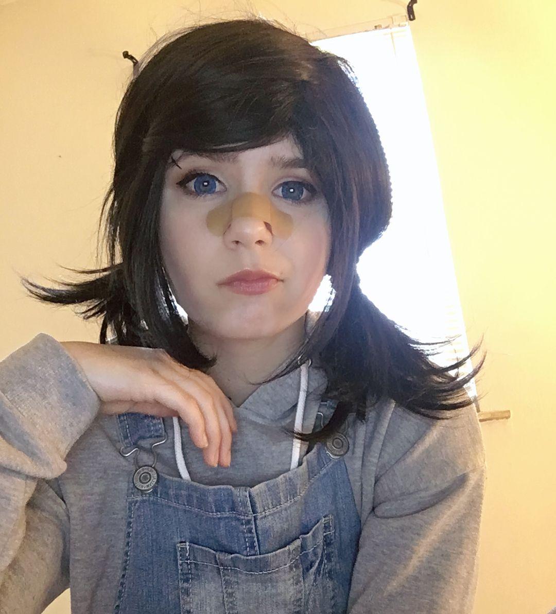 Some sassy Katia~ ------ #cosplay #oc #occosplay
