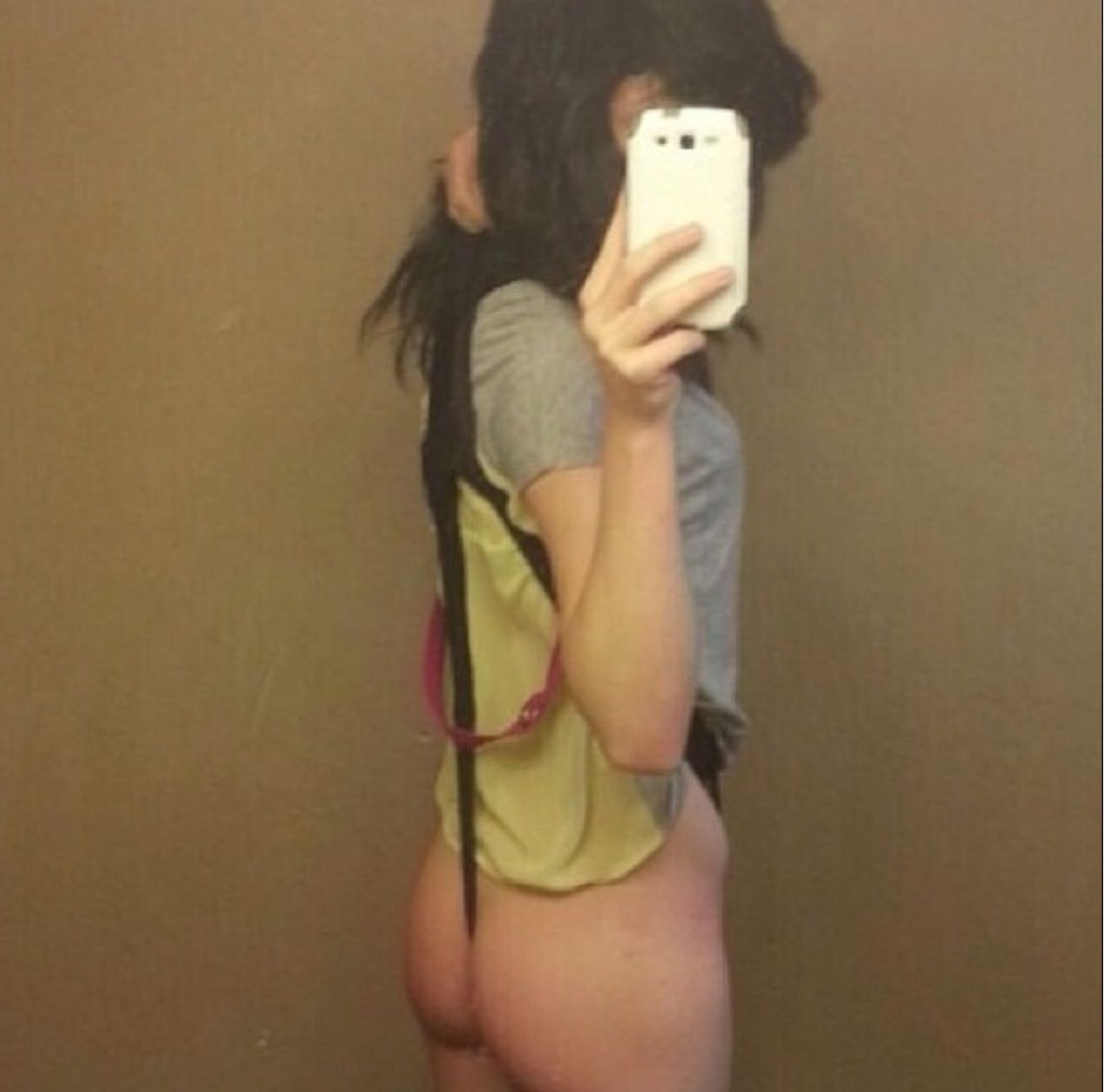 No Pants Wedgie  Wedgies  Mirror, Selfie-8120