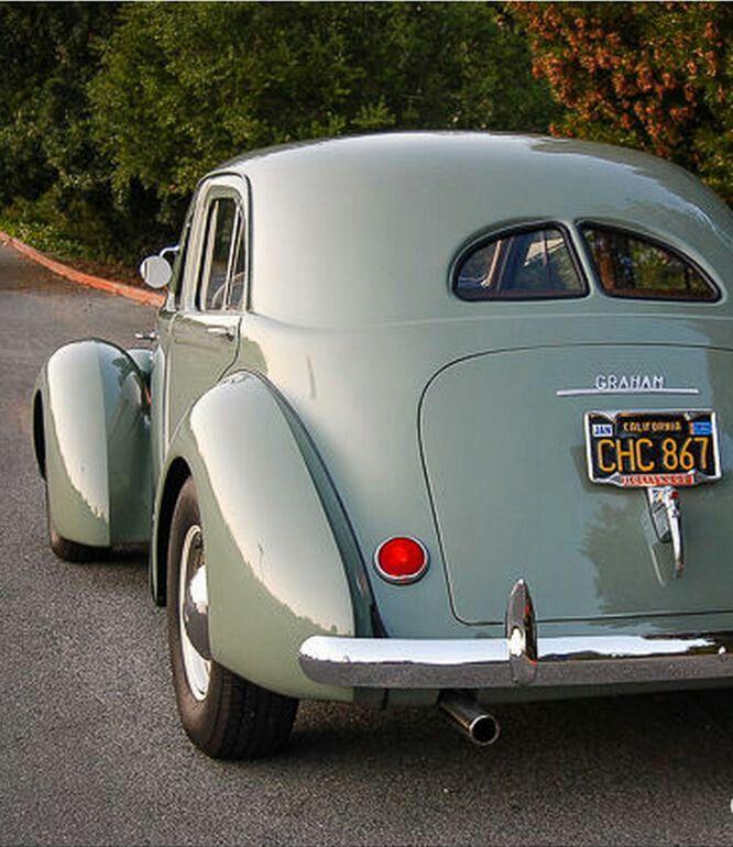 Graham Hollywood \'41 | Coches clásicos | Pinterest | Graham, Cars ...