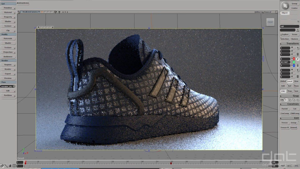 Adidas Footlocker ZX Flux ADV - Making Of
