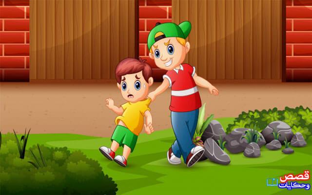 قصص اطفال قصيرة قبل النوم قصة مفاجأة العطلة في أحد الأيام كان هناك طفل يدعى كيفن كان كيفن ينتظر عطلته بفارغ ال Mario Characters Character Fictional Characters