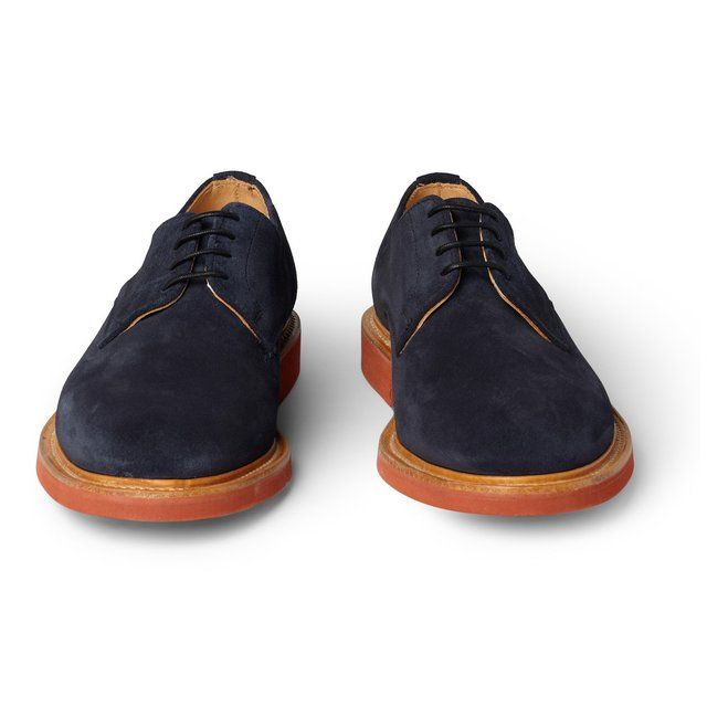 Suede Buck Shoes by Mark McNairy