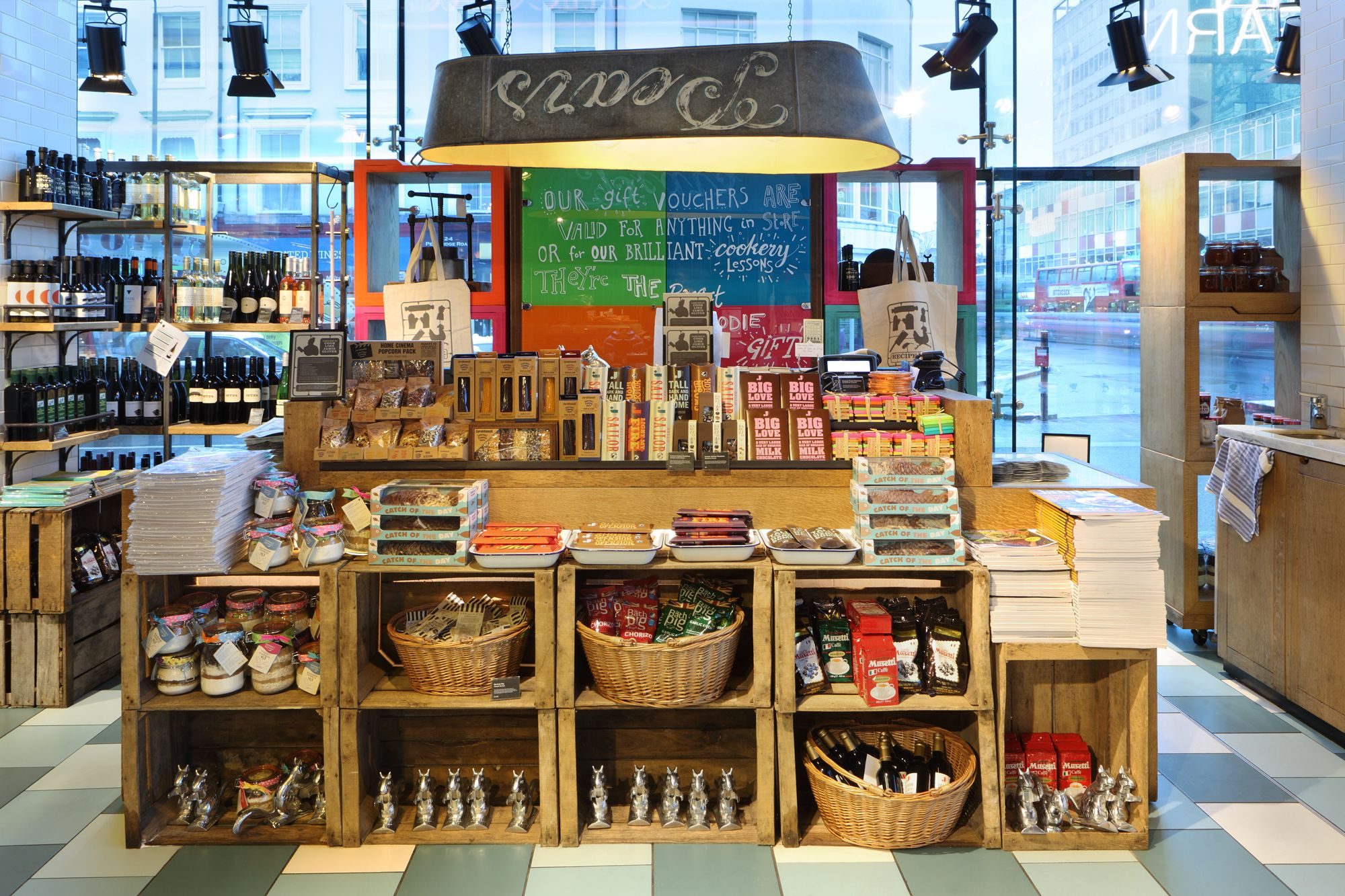 Martin Brudnizki Jamie Oliver Recipease Notting Hill | shop ...