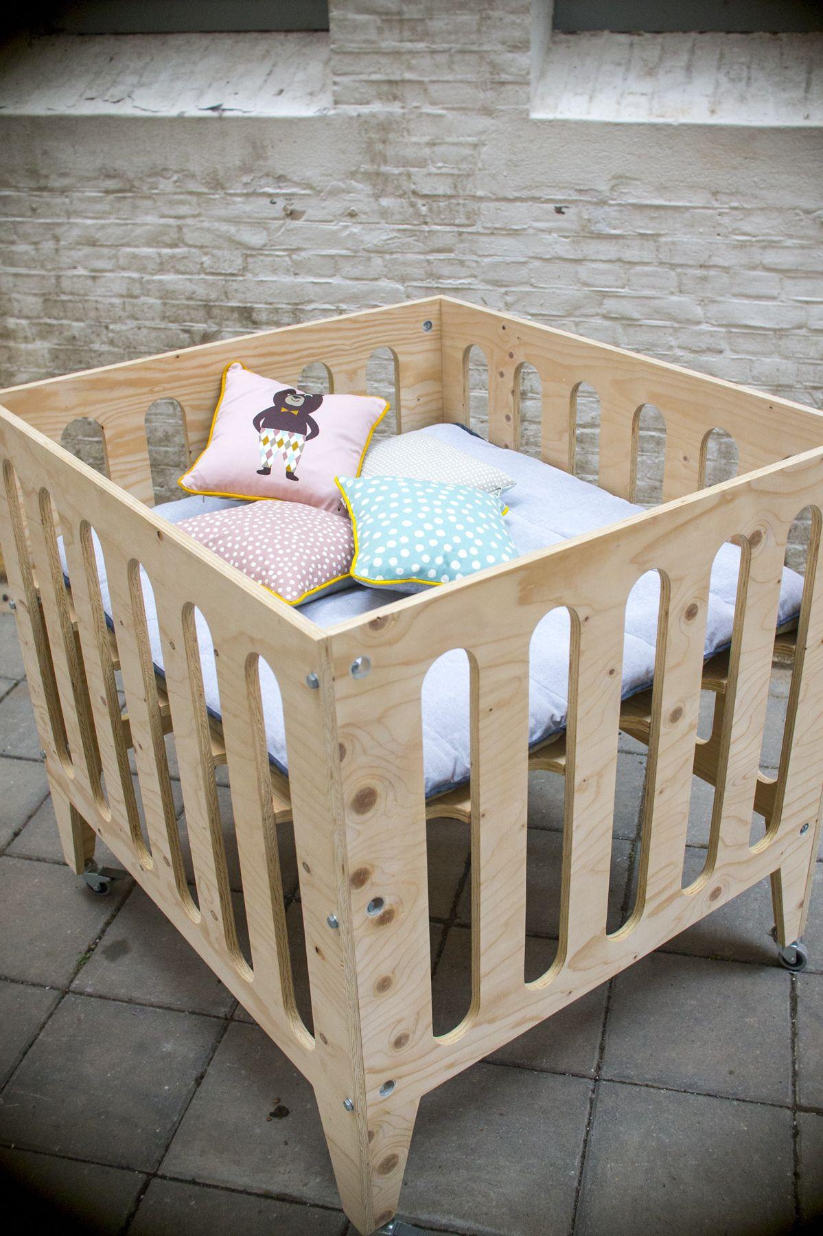 box, kinderbox, underlayment, fins vuren plywood, baby, kids ...