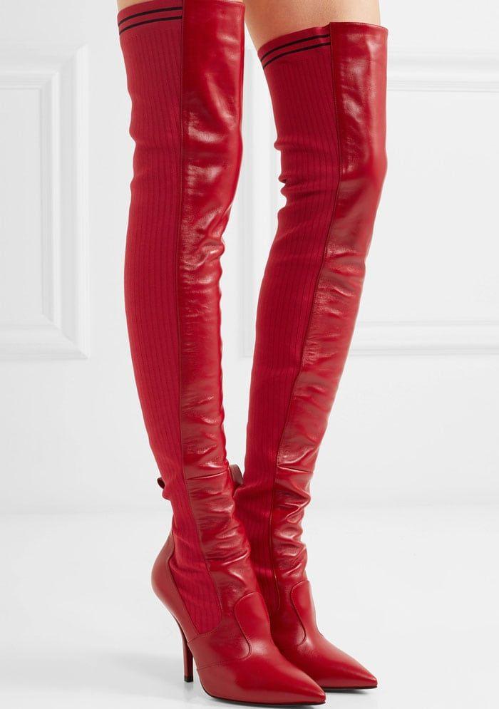 Fendi Rockoko boots VvFSB6J6Iz