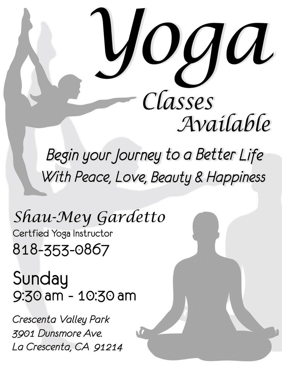Yoga Flyer Design | Yoga Flyer by ~trevoycana on deviantART ...