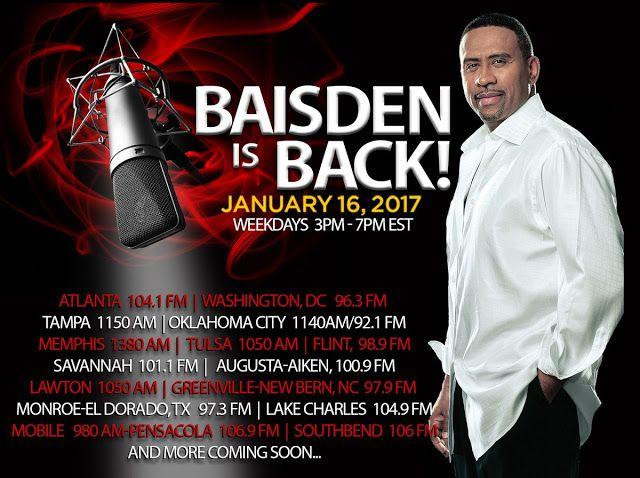 Michael Baisden Is Back On The Radio Lake Charles Atlanta