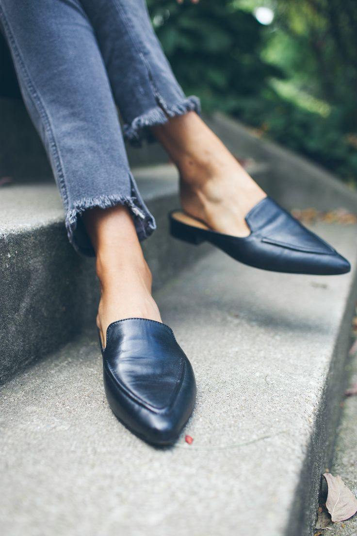 Mule shoes outfit, Mules outfit
