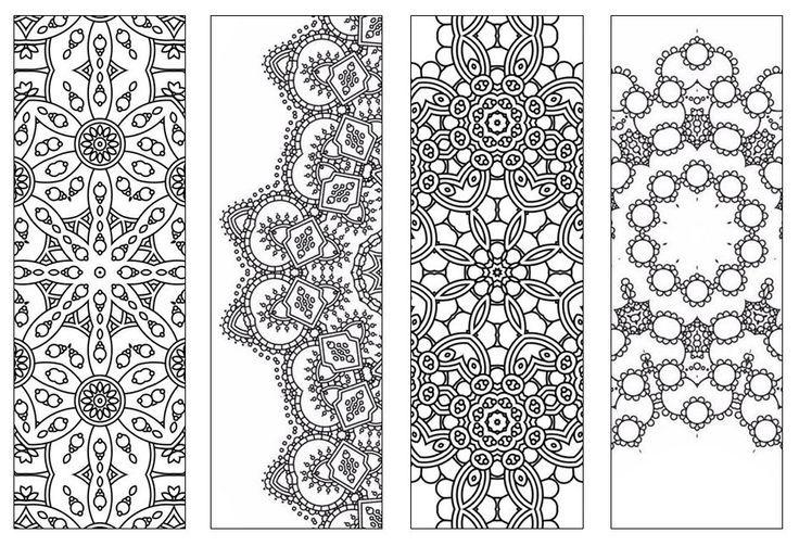 Pin By Mf On Boekenleggers Kleuren Coloring Bookmarks Coloring Bookmarks Free Coloring Pages