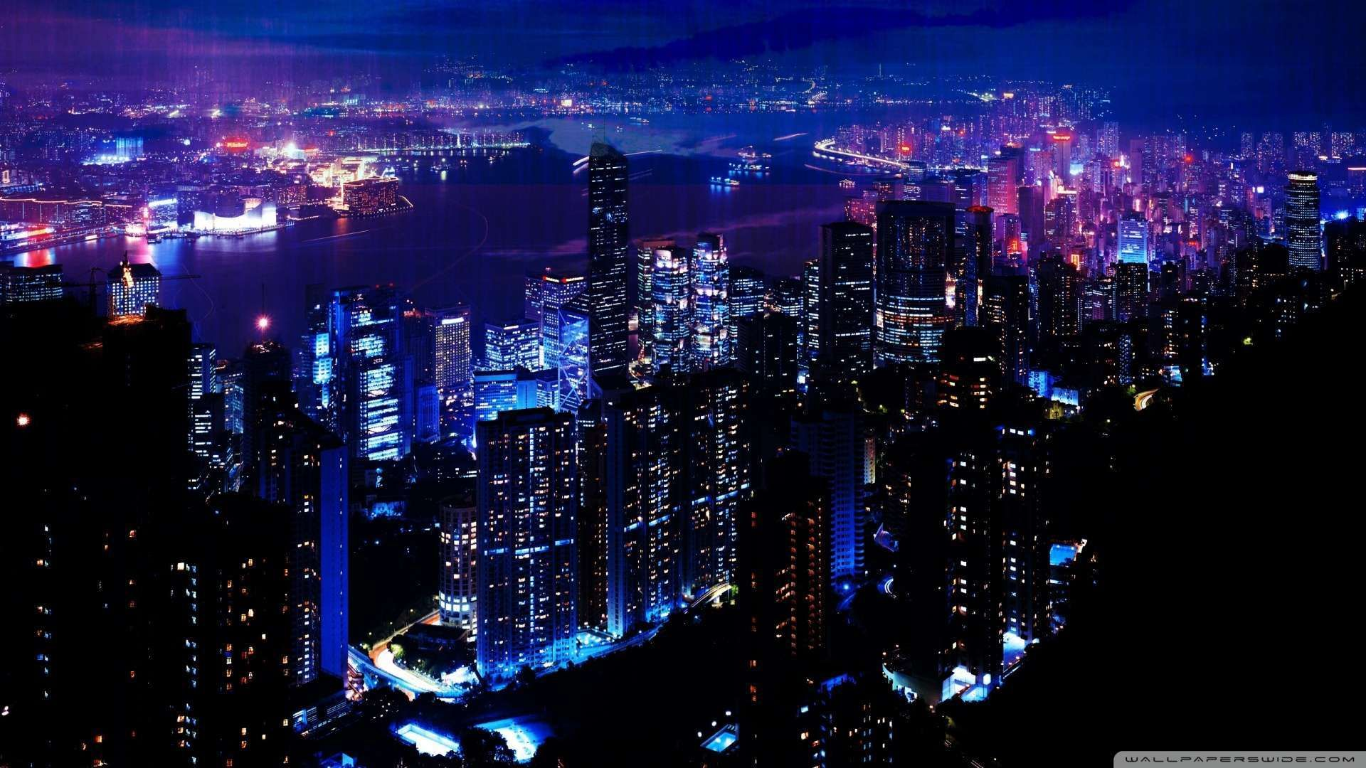 Hd City Wallpapers 1080p City Wallpaper Night Sky Wallpaper