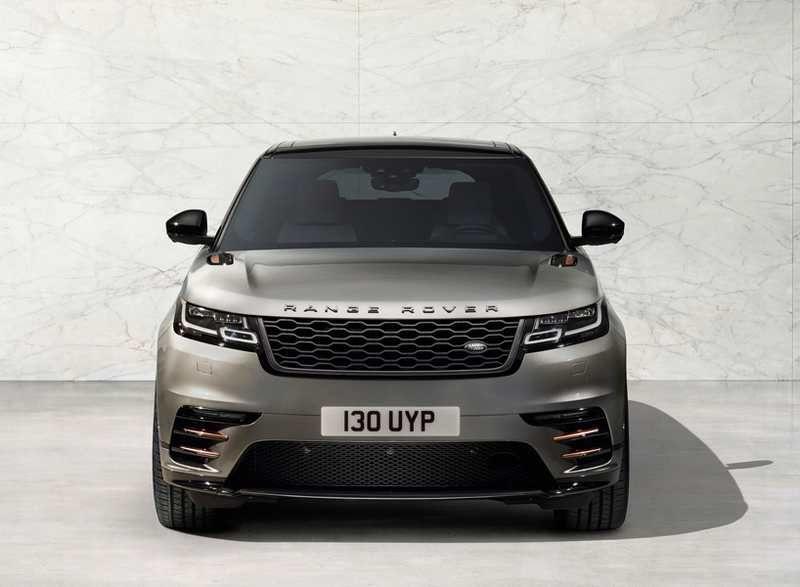 Range Rover Velar Wordlesstech Land Rover Range Rover Range Rover 2018