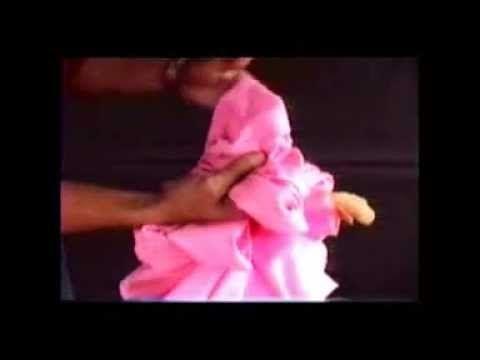 Curso Decoraciones Con Tela Gratis 1 Youtube Baby Shower