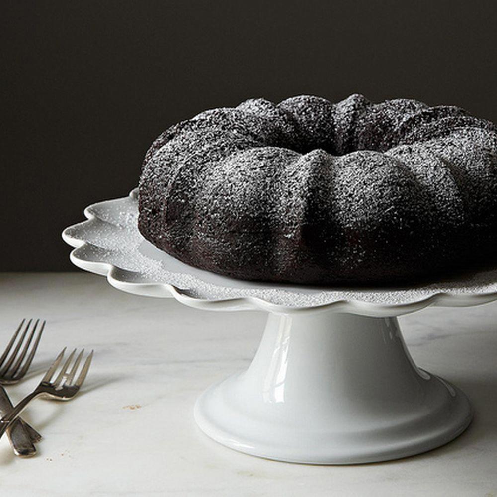 Chocolate Bundt Cake recipe on Food52 #flowerlesschocolatecake