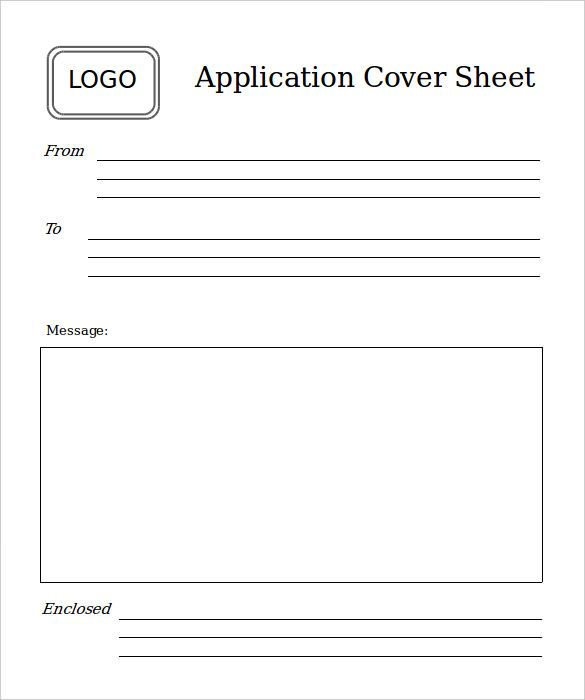 Fax Cover Sheets Templates 10 Basic Fax Cover Sheet Templates Free Sle Exle Format Free Premium .