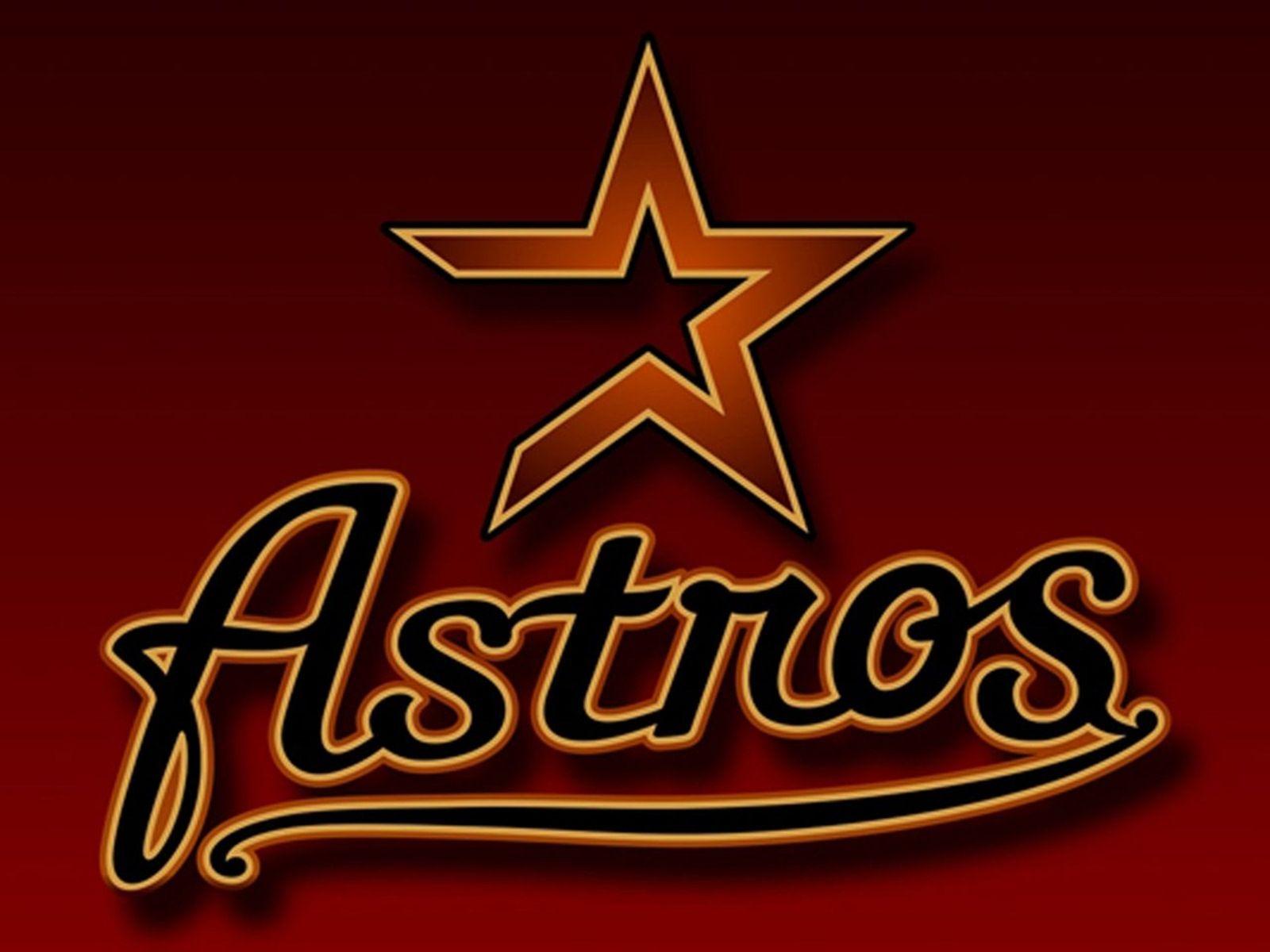 houston astros players Houston Astros Team Logo