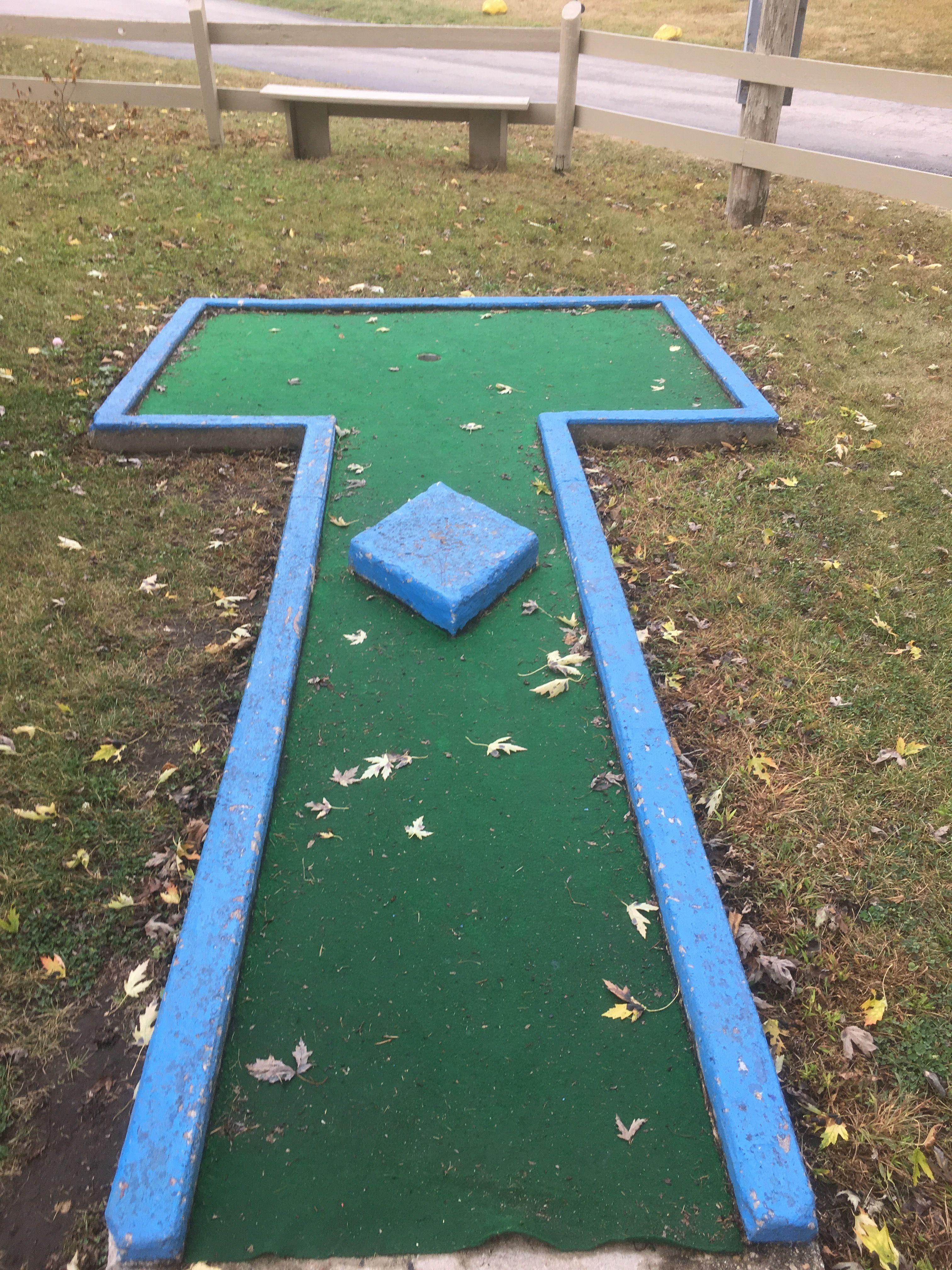 Presents Koa Hole 9 Mini Golf Course Mini Golf Golf