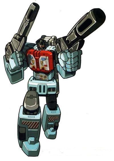 Protectobot Leader: Hotspot