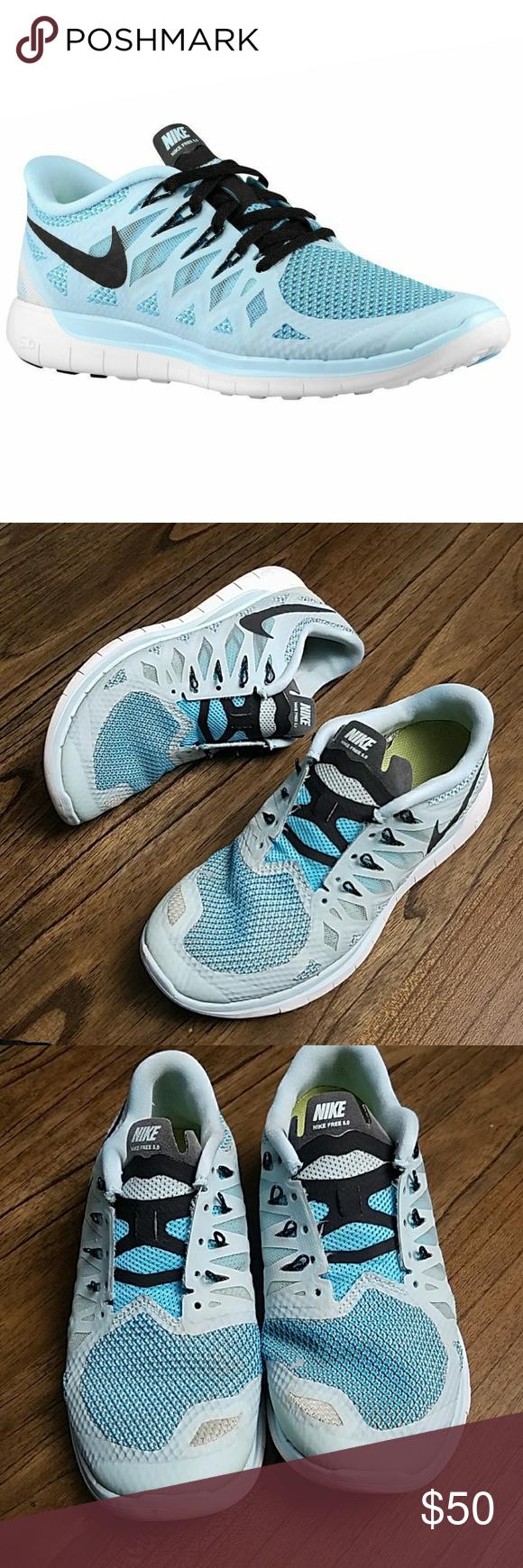 fedd12eec310 Nike Free 5.0 - Women s Running Shoe Sport Sneaker Pre-owened in gently used