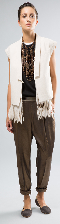Brunello Cucinelli Spring 2015 Ready-to-Wear - Collection