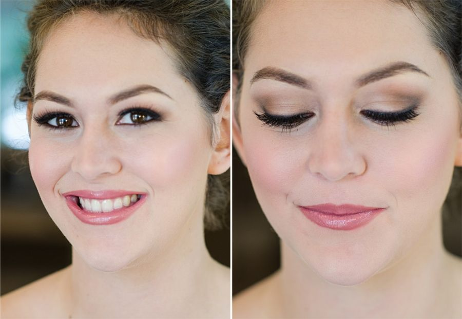 Leann Wedding Day Makeup Hair Houston Airbrush Artist By Tiffanee