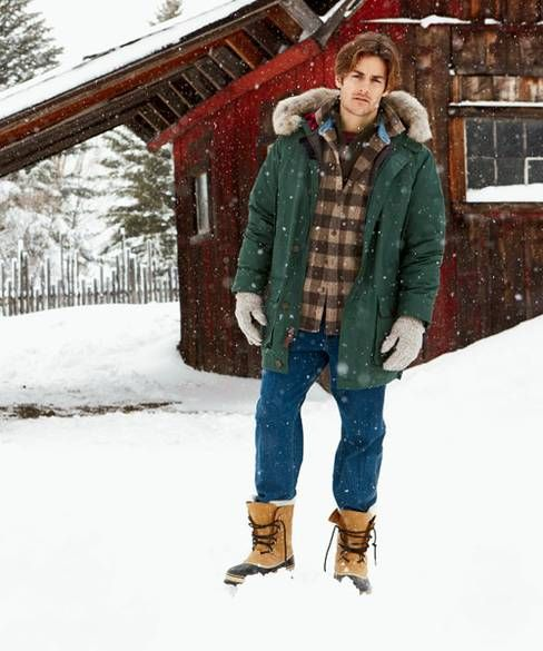 Woolrich Men's Wear
