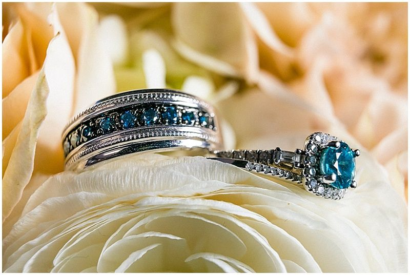 Ocean Themed Turquoise Wedding Ring Shots Pinterest Turquoise