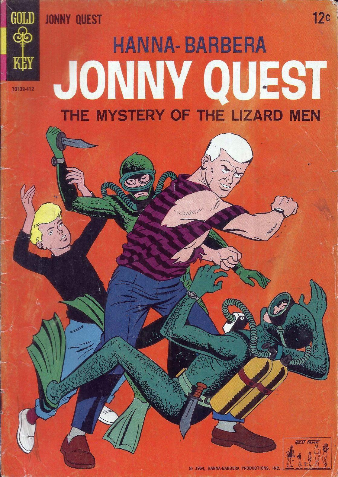 jonny quest … | Jonny Qu…
