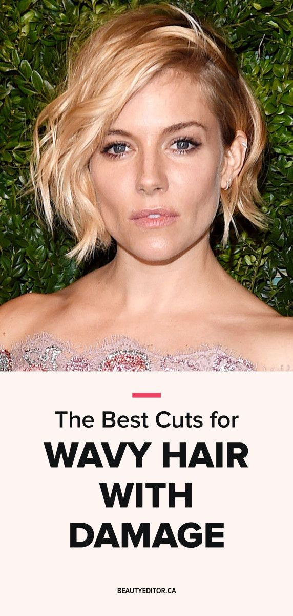 Ask A Hairstylist The Best Haircuts For Fine Wavy Hair With Damage Thin Wavy Hair Haircut Tip Wavey Hair