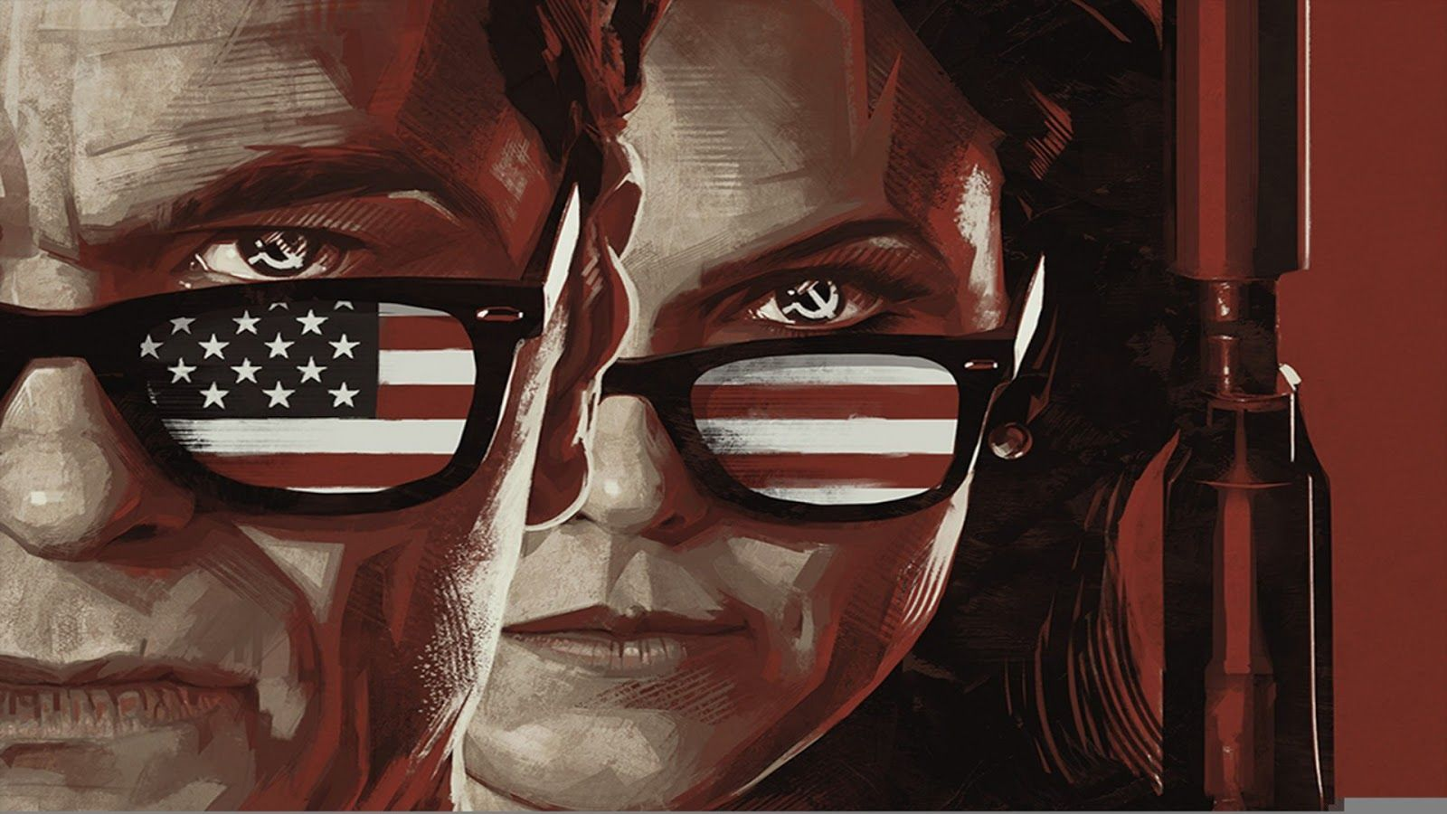 The Americans Hd Wallpaper For Desktop Tablet Ipad Iphone And