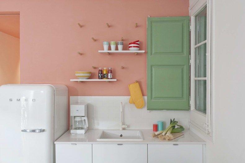 巴塞罗那Tyche公寓设计10