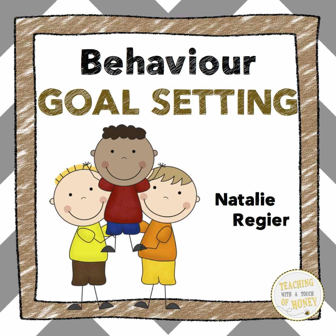 Behavior Goal Setting For Students