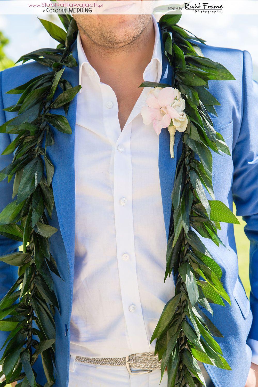 Hawaje Slub Na Hawajach Za Granica Slub W Tropikach ślub Na