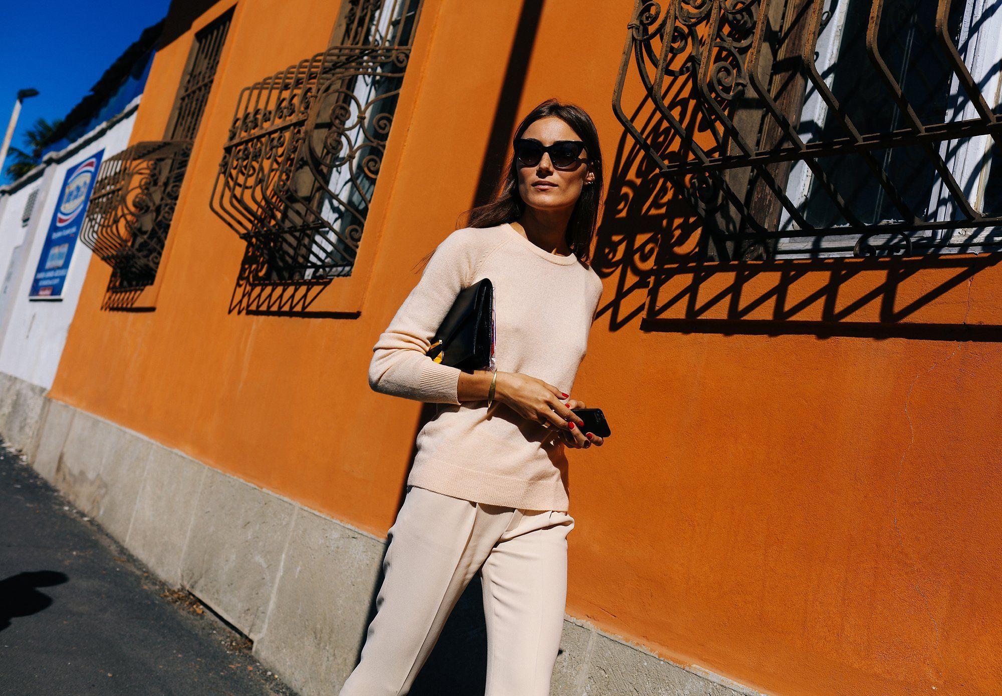 Giorgia Tordini at Milan Fashion Week Spring 2016